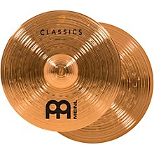 Meinl Classics Powerful Hi-Hat Cymbals