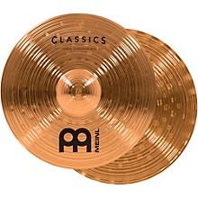 Meinl Classics Powerful Soundwave Hi-Hat Cymbals