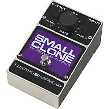 Electro-Harmonix Classics Small Clone Analog Chorus Guitar Effects Pedal Level 1
