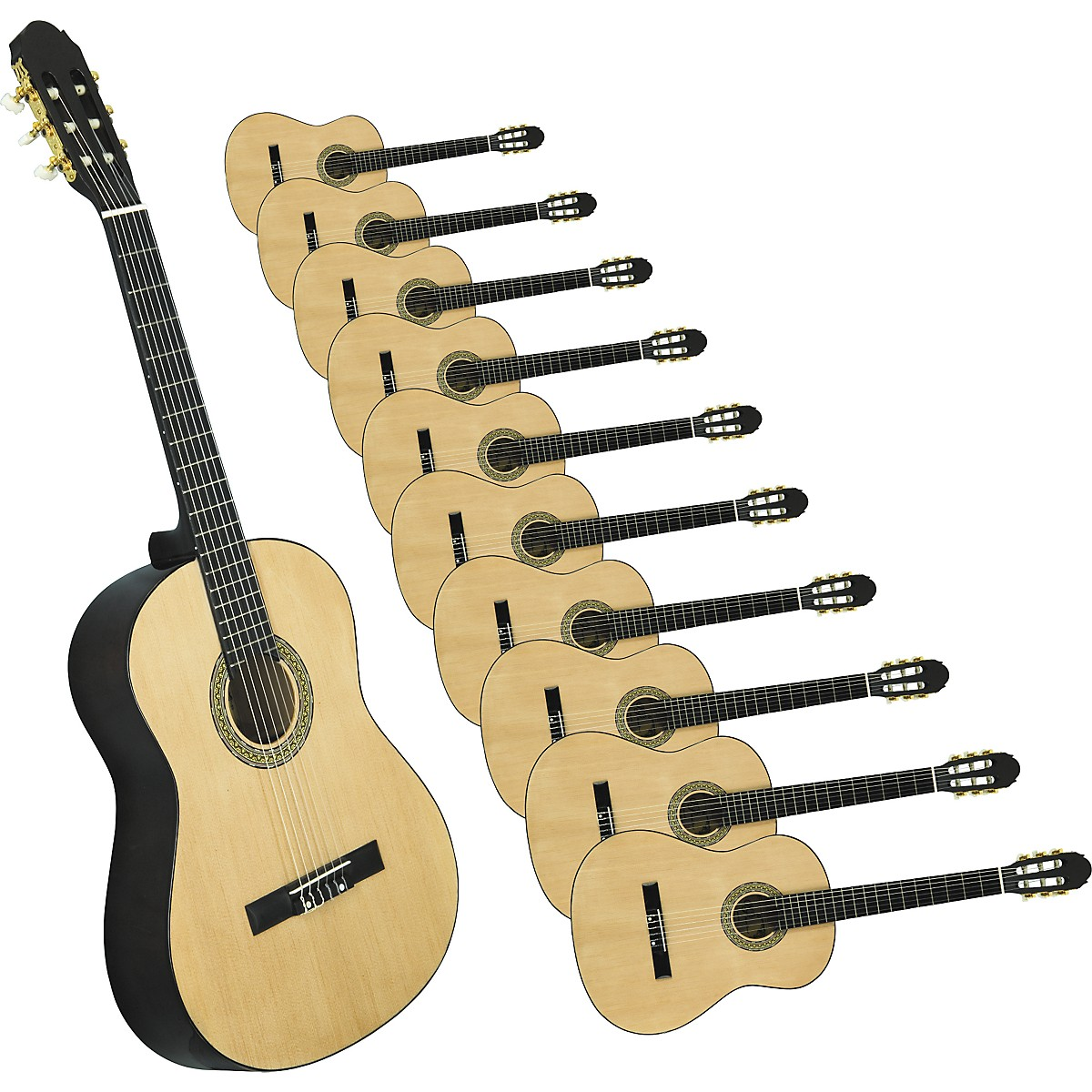 Lyons Classroom Guitar Program Kit 3/4 - Buy 10, Get One Free