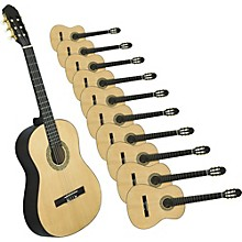 Lyons Classroom Guitar Program Kit 4/4 buy 10, get one FREE!