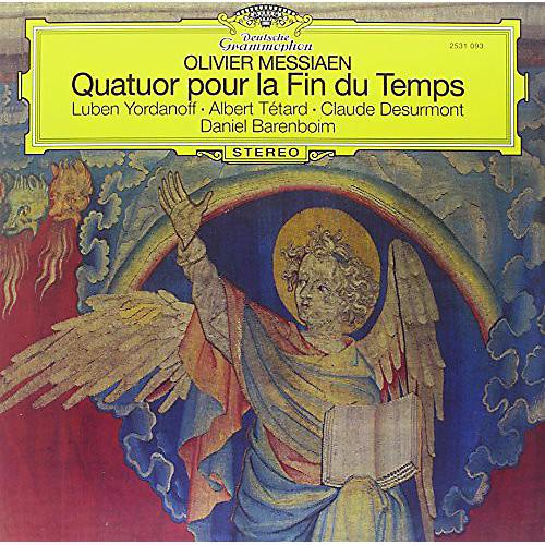 Alliance Claude Desurmont - Quatuor Pour la Fin Du Temps