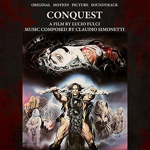 Alliance Claudio Simonetti - Conquest - O.s.t.