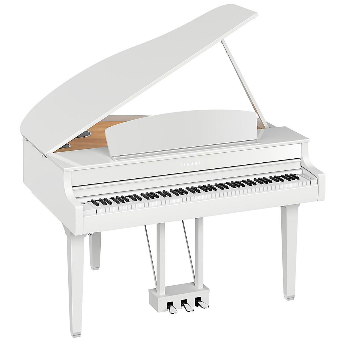Yamaha Clavinova CLP-795GP Console Digital Piano With Bench