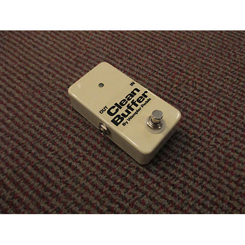 Wampler Clean Buffer Effect Pedal
