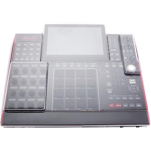 Decksaver Clear Polycarbonate Cover for Akai MPC X Sequencer