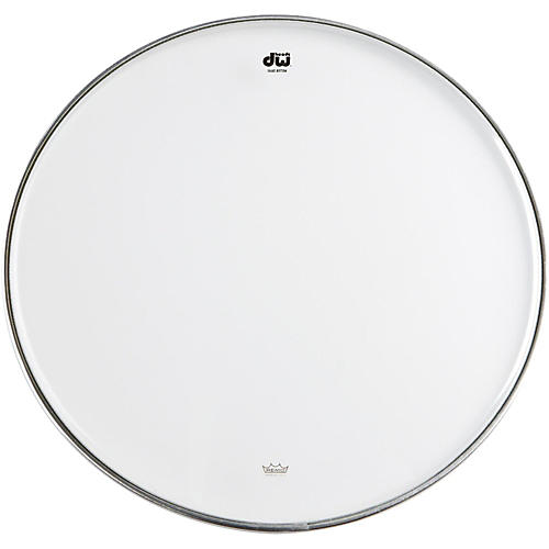DW Clear Snare Side Bottom Head
