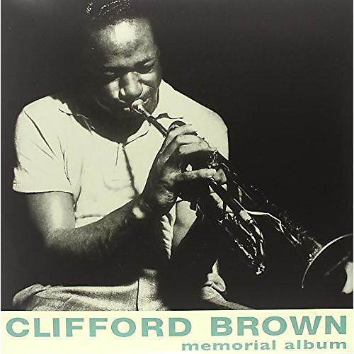 Alliance Clifford Brown - Memorial Album
