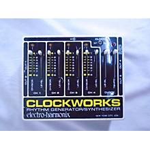 Electro-Harmonix Clockworks Effect Pedal
