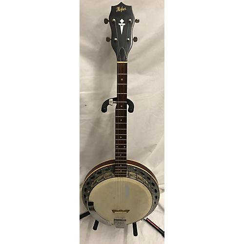 Hofner Closed Back Banjo