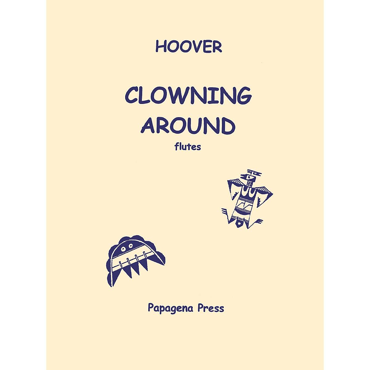 Theodore Presser Clowning Around (Book + Sheet Music)