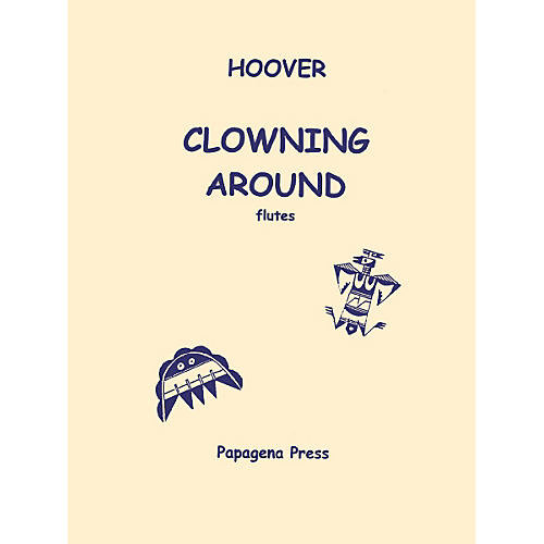 Theodore Presser Clowning Around (Book + Sheet Music)