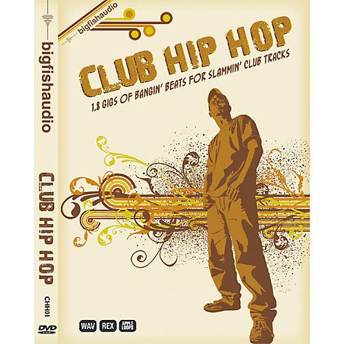 Big Fish Club Hip Hop Audio Loops
