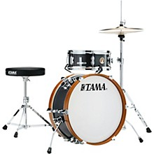 Club-JAM mini 2-Piece Shell Pack with 18 in. Bass Drum Charcoal Mist