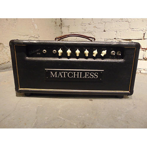Matchless Clubman Reverb Head Tube Guitar Amp Head