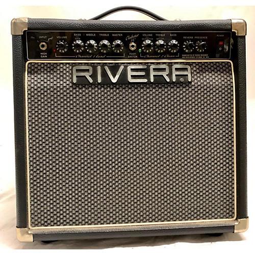 Rivera Clubster 25w Tube Guitar Combo Amp