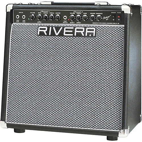 Rivera Clubster 45W 1x12 Combo Amp
