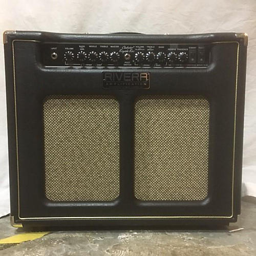Rivera Clubster Royale 25W 1x12 Tube Guitar Combo Amp