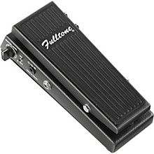 Fulltone Clyde Deluxe Wah Guitar Effects Pedal Level 1 Black