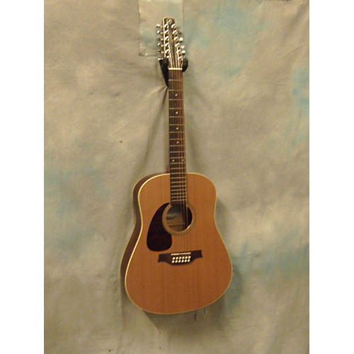 Seagull Coastline S12 AE 12 String Acoustic Electric Guitar