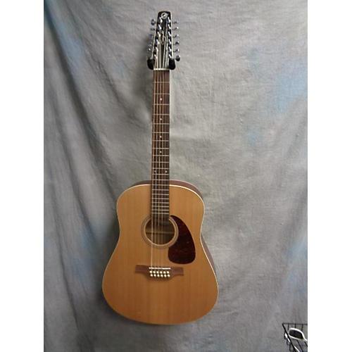 Seagull Coastline S12 Natural 12 String Acoustic Guitar