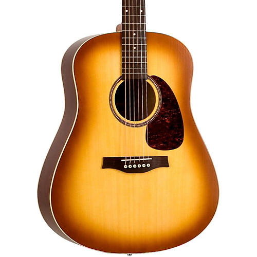 Seagull Coastline S6 Creme Brulee SG Acoustic Guitar