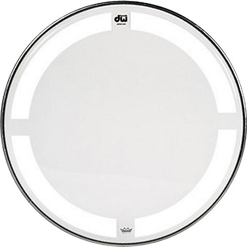 DW Coated/Clear Tom Batter Drumhead