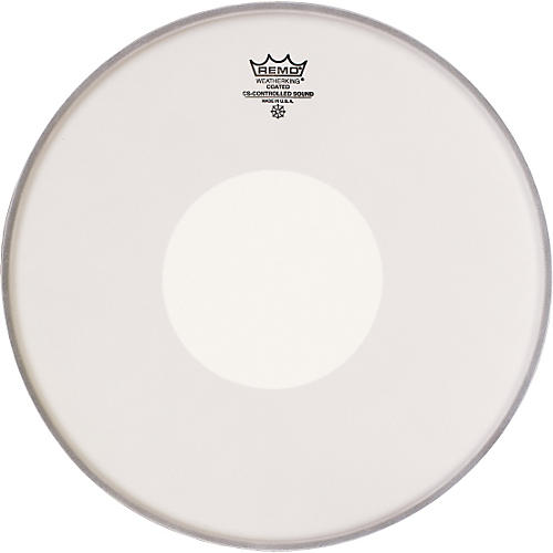 Remo Coated Control Sound with Reverse Dot