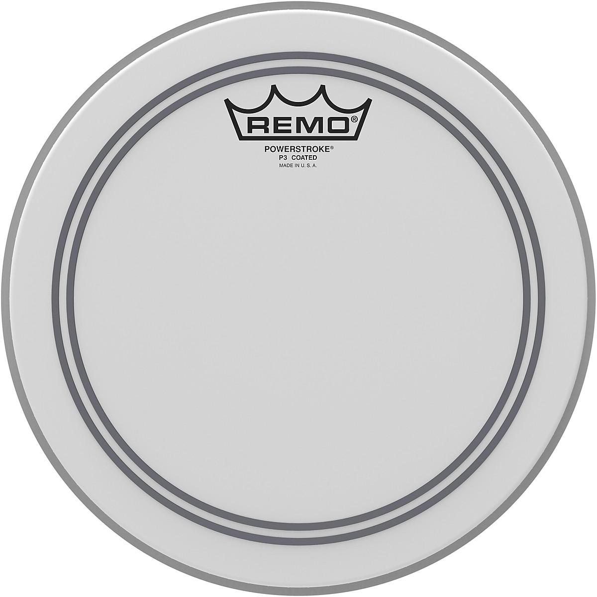Remo Coated Powerstroke 3 Batter Head