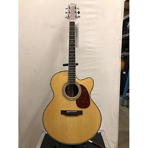 Carvin Cobalt Jumbo Acoustic Electric Guitar