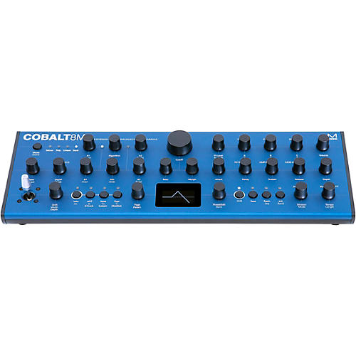 Modal Electronics Limited Cobalt8 8 Voice Extended Virtual Analog Synthesizer Module
