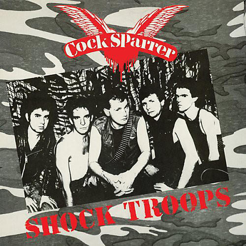 Alliance Cock Sparrer - Shock Troops