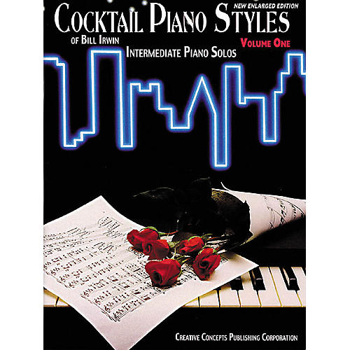 Creative Concepts Cocktail Piano Styles Volume 1 Book