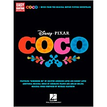 Hal Leonard Coco - Music From The Motion Picture Soundtrack for Easy Guitar Tab