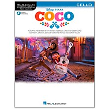 Hal Leonard Coco For Cello - Instrumental Play-Along (Book/Audio Online)
