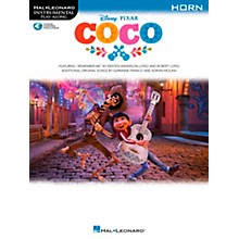 Hal Leonard Coco For Horn - Instrumental Play-Along (Book/Audio Online)
