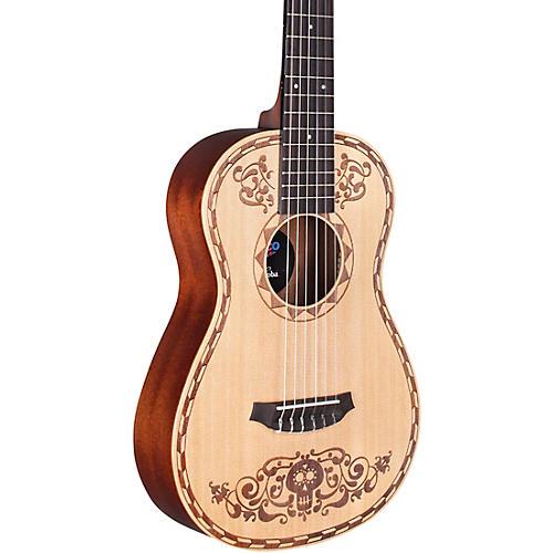 disney pixar coco x cordoba mini spruce acoustic guitar natural rh guitarcenter com