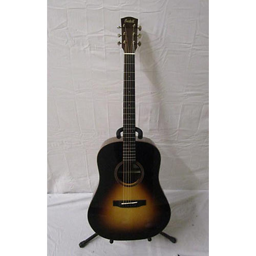 Bedell Coffee House Dreadnaught Acoustic Guitar