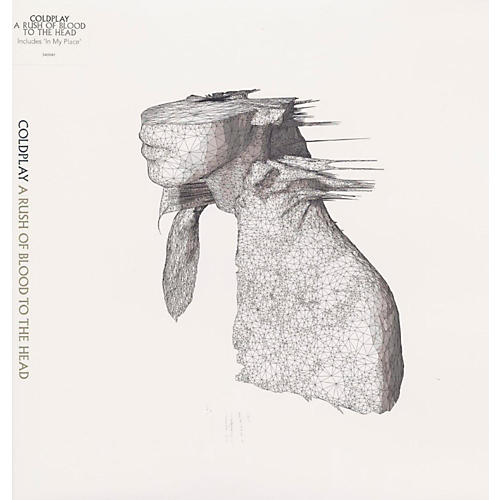 WEA Coldplay - A Rush Of Blood To The Head