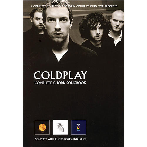 Hal Leonard Coldplay - Complete Chord Songbook | Guitar Center