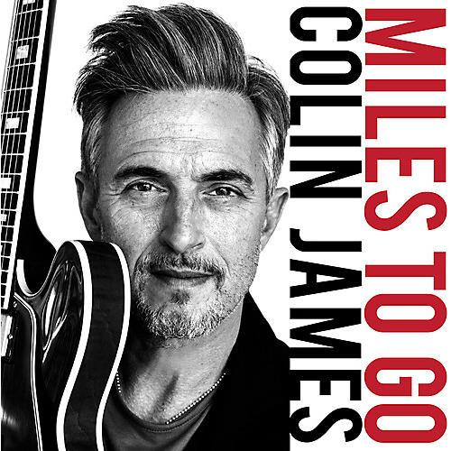Alliance Colin James - Miles To Go