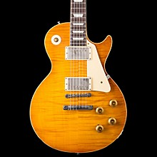 Gibson Custom Collector's Choice #33 - 1960 Les Paul #0-2176 Jeff Hanna Aged Lemon Burst