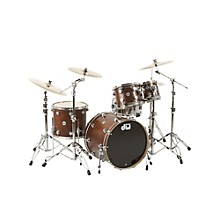 Collector's Series 4-Piece Shell Pack Walnut Chrome Hardware