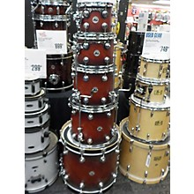 DW Collector's Series Satin Oil Drum Kit