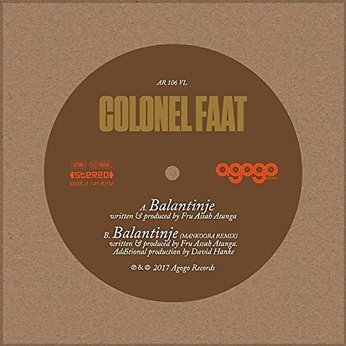Alliance Colonel Faat - Balantinje
