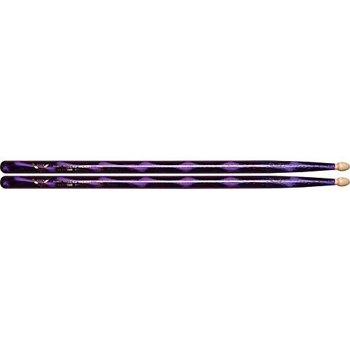 Vater Color Wrap Wood Tip Sticks - Pair