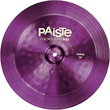Colorsound 900 China Cymbal Purple 16 in.