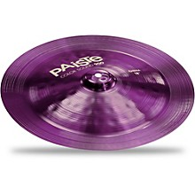 Colorsound 900 China Cymbal Purple 18 in.