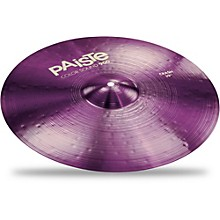 Colorsound 900 Crash Cymbal Purple 19 in.
