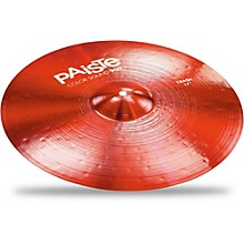 Colorsound 900 Crash Cymbal Red 17 in.